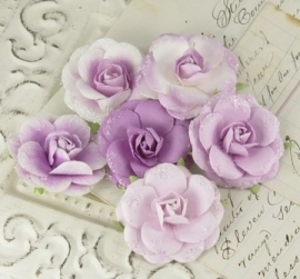Love Letter Roses Lilac - Prima Marketing * 542764
