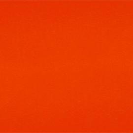 100% acryl vilt  - rood 022 * 20x30 cm.