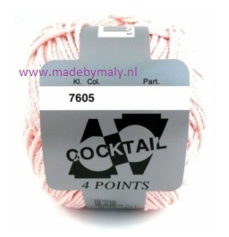 Cocktail huidskleur * Scheepjes 7605