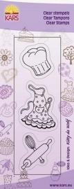 Cooking clear stamp - Kars * 180013/0530