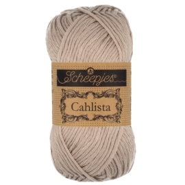 Cahlista - Scheepjes * 406 Soft Beige