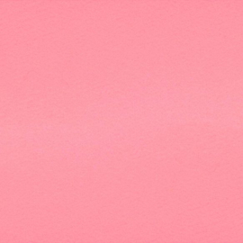 100% acryl vilt  - roze 050 * 20x30 cm.