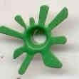 Eyelet spetter groen (grasspetter?)