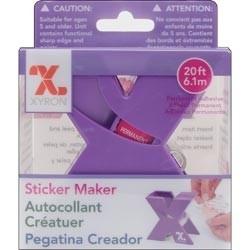 Xyron 150 stickermaker (diverse kleuren)