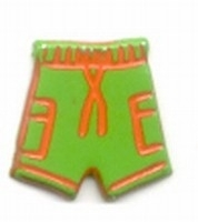 Brad zwembroek groen