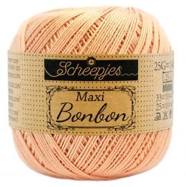 414 Salmon Maxi Bonbon 25 gram - Scheepjes VANAF 4 BOLLEN SCHEEPJES (UITVERKOOP ARTIKELEN) GRATIS VERZENDEN)