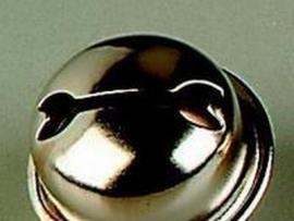 Kattenbelletje 10 mm.  - per stuk