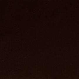 100% acryl vilt  -zwart  057 * 20x30 cm.