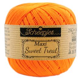281 Tangerine - Maxi Sweet Treat 25 gram - Scheepjes