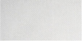 Borduurstof katoen wit