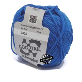 Cocktail royal blauw * Scheepjes 7620