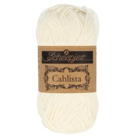 Cahlista - Scheepjes * 105 Bridal White