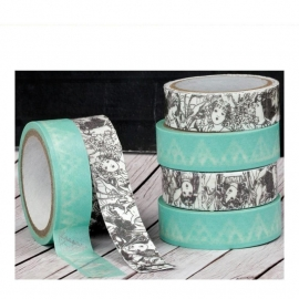 Fairy Rhymes washi tape en fabric tape - Prima Marketing * 564926