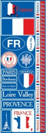 France  passports stickers - Reminisce * psp-127