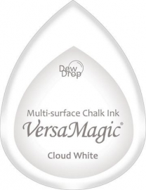 Dew Drop cloud white - Versamagic * GD-092