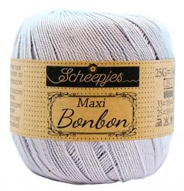 399 Lilac mist Maxi Bonbon 25 gram - Scheepjes VANAF 4 BOLLEN SCHEEPJES (UITVERKOOP ARTIKELEN) GRATIS VERZENDEN)