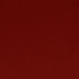 100% acryl vilt  -  bordeaux 025  * 20x30 cm.