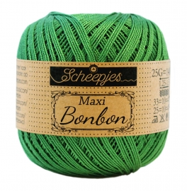 606 Grass green - Maxi Sweet Treat 25 gram - Scheepjes