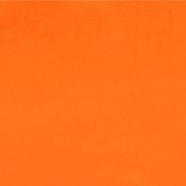 100% acryl vilt  -  oranje 021 * 20x30 cm.