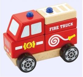 Brandweerauto demontabel - Vigatoys * V0203