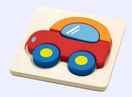 Houten puzzel auto - Vigatoys * V0172