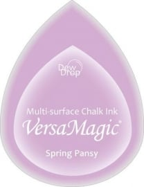 Dew Drop spring pansy - Versamagic * GD-035