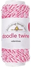 Klein setje Twine Valentine - Doodlebug * DTW3189