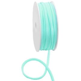 Elastisch Stitched  Ibiza koord turquoise