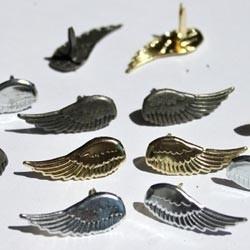 4 Brads engelen vleugels