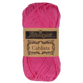Cahlista - Scheepjes * 114 Shocking Pink
