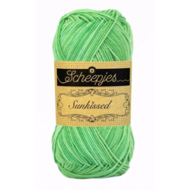 014 Spearmint green - Sunkissed* Scheepjes