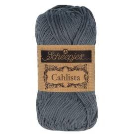 Cahlista - Scheepjes * 393 Charcoal