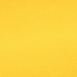 100% acryl vilt  - donkergeel 004 * 20x30 cm.
