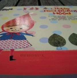 O`story notebook - Little red riding hood
