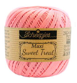 409 Soft rosa - Maxi Sweet Treat 25 gram - Scheepjes