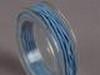 Elastisch koord blauw  0,5 mm. dik - koord elastiek  * 12026-2607