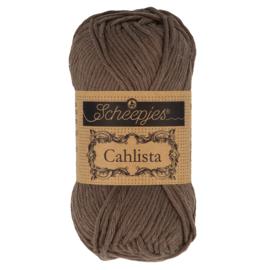 Cahlista - Scheepjes * 507 Chocolate
