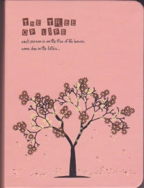 The tree of life diary planner - spring