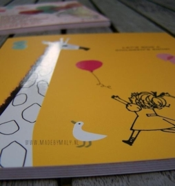O`story notebook - Let`s sing a