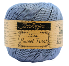 247 Bluebird - Maxi Sweet Treat 25 gram - Scheepjes
