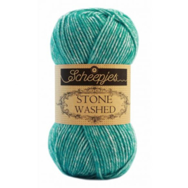 Turqoize  824 - Stone Washed * Scheepjes