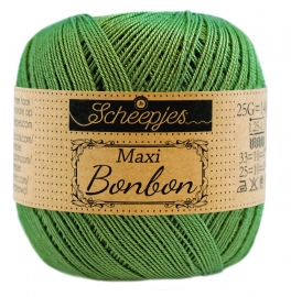 412 Forest green  - Maxi Sweet Treat 25 gram - Scheepjes