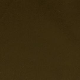 100% acryl vilt  - donkerbruin  031 * 20x30 cm.