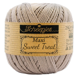 406 Soft beige - Maxi Sweet Treat 25 gram - Scheepjes