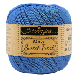 215 Royal blue - Maxi Sweet Treat 25 gram - Scheepjes