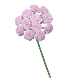 Mini rozen baby roze