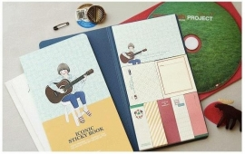 Iconic Sticky Book - Acoustic