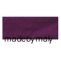 100% wolvilt, violet * 20x30 cm.