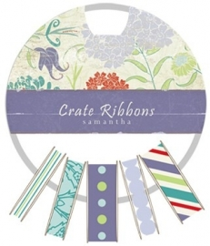 Ribbons samantha - Crate Paper