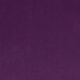 100% acryl vilt  - paars 062a * 20x30 cm.